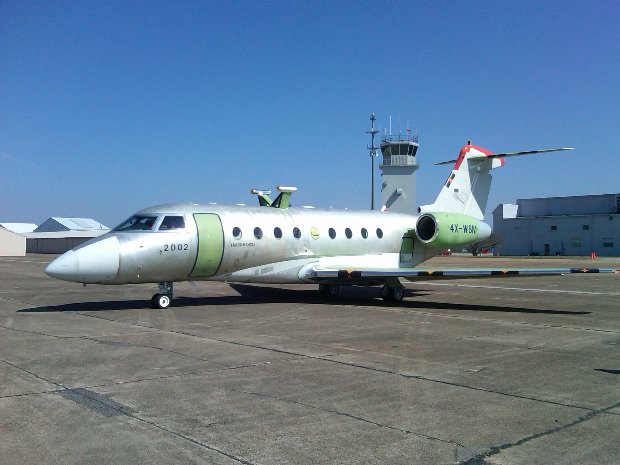 Icing Certification for Gulfstream 280